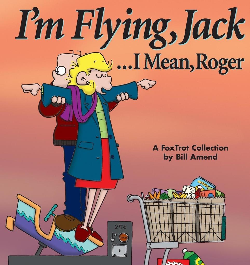 I'm Flying, Jack...I Mean, Roger als Taschenbuch