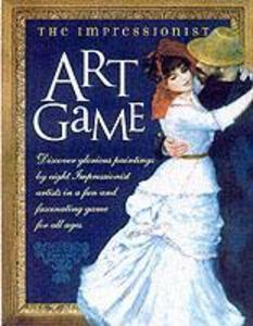 The Impressionist Art Game als Buch