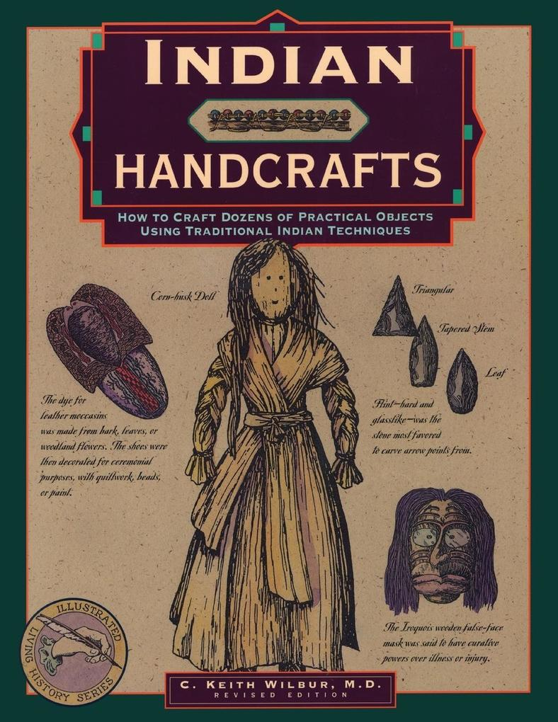 Indian Handcrafts als Buch (kartoniert)