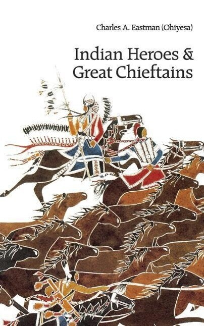Indian Heroes and Great Chieftains als Taschenbuch