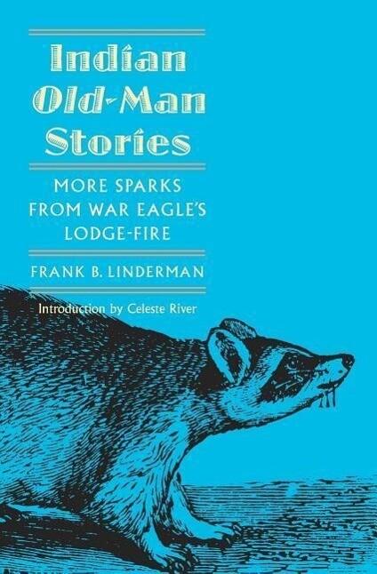 Indian Old-Man Stories als Taschenbuch