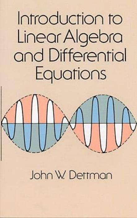 Introduction to Linear Algebra and Differential Equations als Taschenbuch