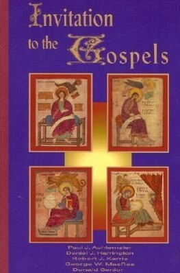 Invitation to the Gospels als Taschenbuch