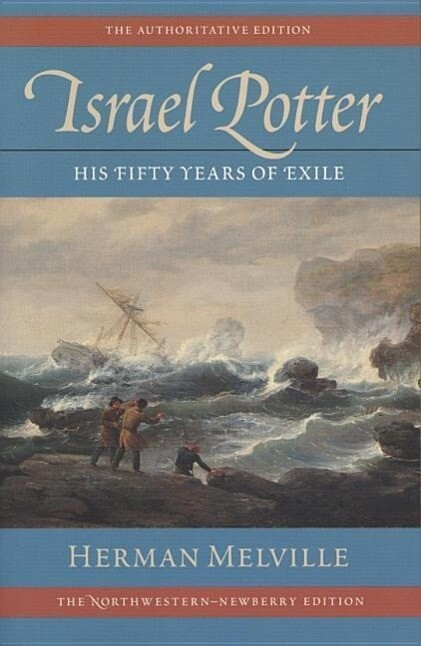 Israel Potter: His Fifty Years of Exile, Volume Eight als Taschenbuch