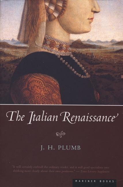 The Italian Renaissance als Buch (kartoniert)