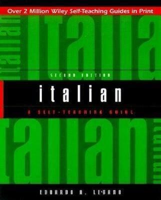 Italian als Buch (kartoniert)