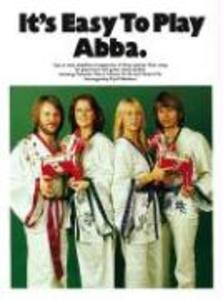 It's Easy to Play Abba als Buch (gebunden)