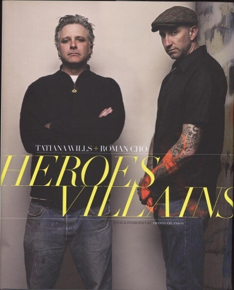 Heroes and Villains als Buch (gebunden)