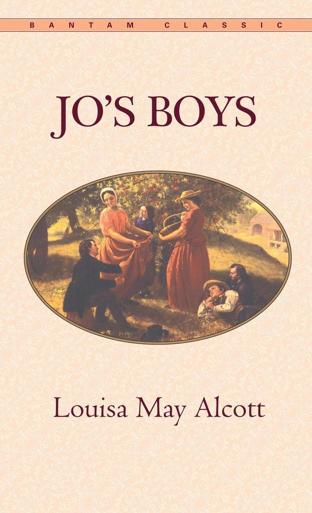 Jo's Boys als Taschenbuch
