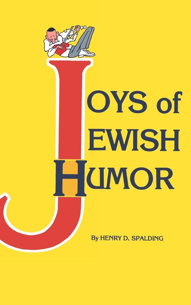 Joys of Jewish Humor als Buch (gebunden)