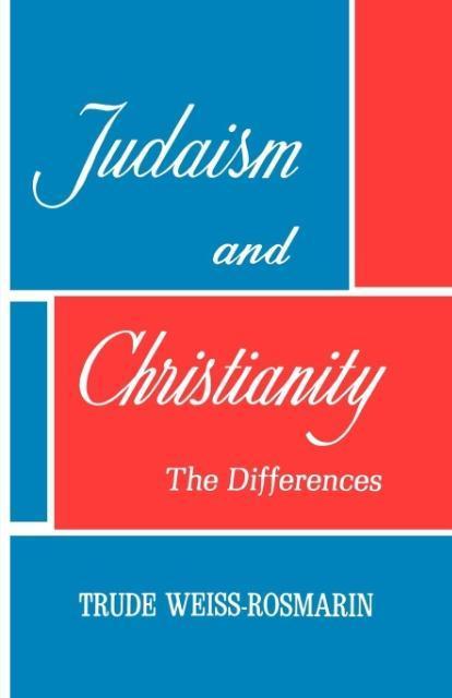 Judaism & Christianity als Taschenbuch