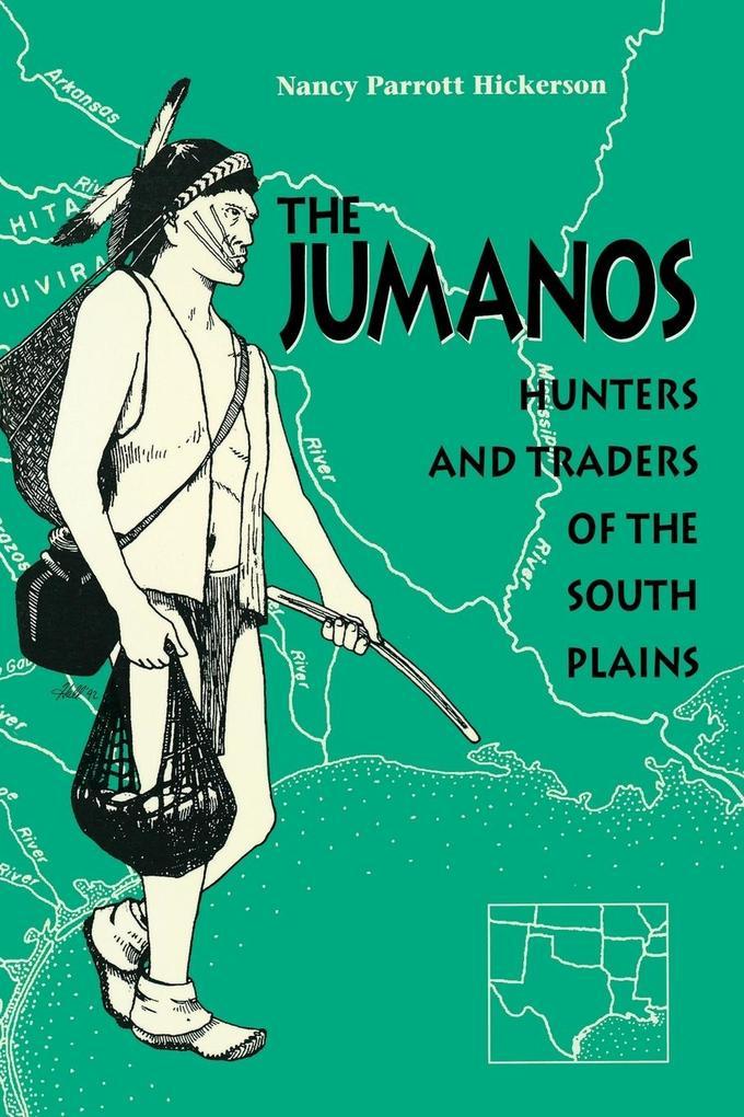 The Jumanos als Taschenbuch