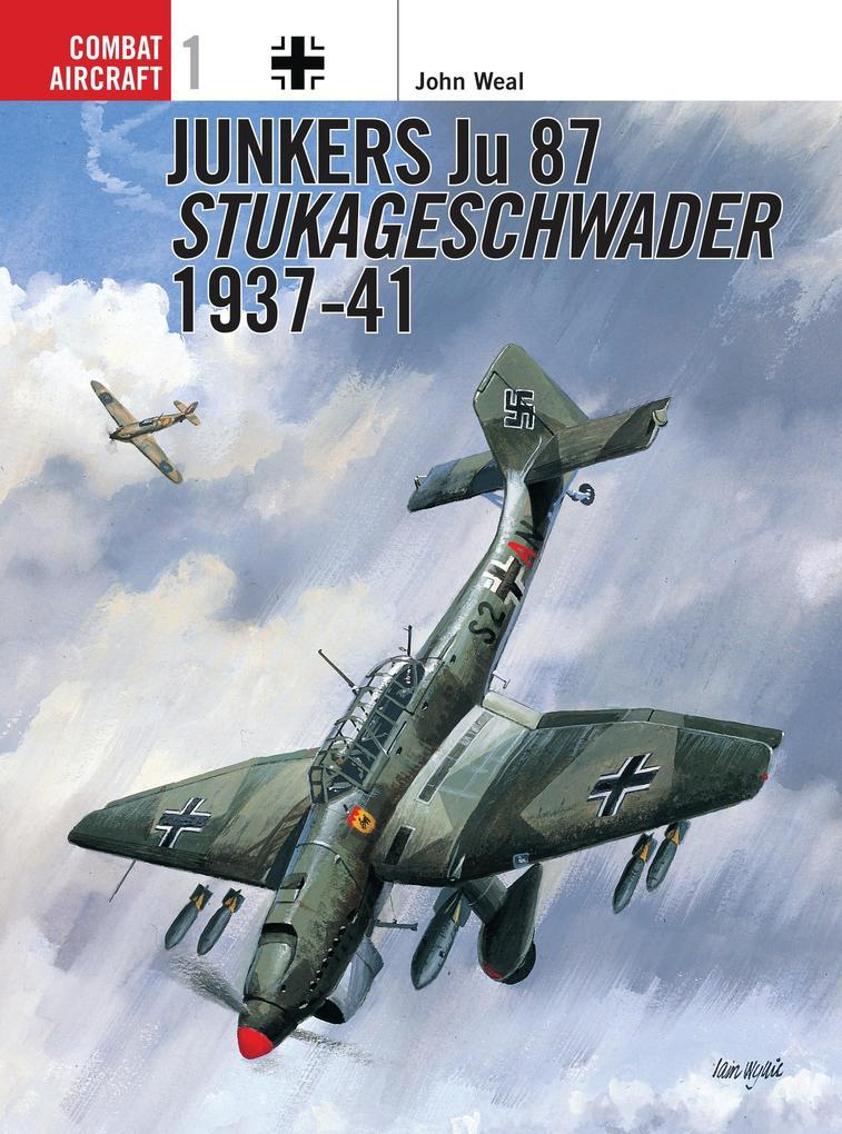 Junkers Ju 87 als Taschenbuch