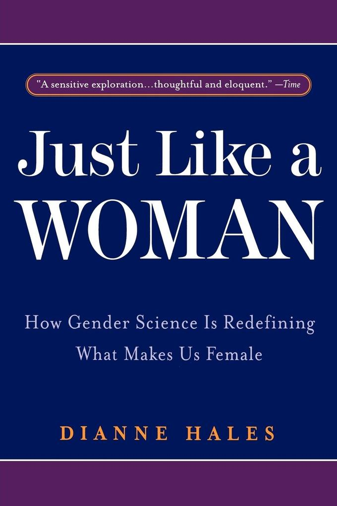 Just Like a Woman als Taschenbuch