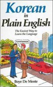 Korean in Plain English als Taschenbuch