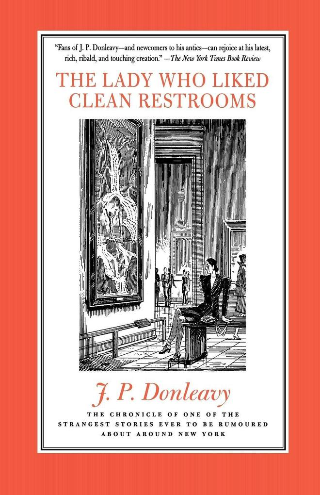 The Lady Who Liked Clean Restrooms als Taschenbuch