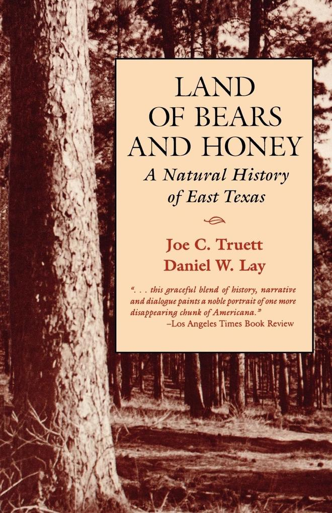 Land of Bears and Honey als Taschenbuch