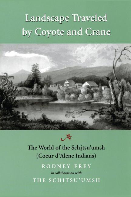 Landscape Traveled by Coyote and Crane als Taschenbuch