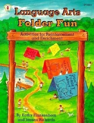 Language Arts Folder Fun: Activities for Reinforcement and Enrichment als Taschenbuch