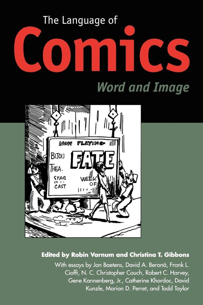 The Language of Comics als Buch (kartoniert)