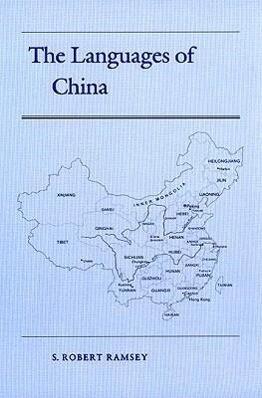 The Languages of China als Buch (kartoniert)