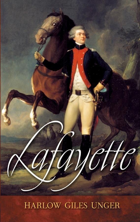 Lafayette als Buch (gebunden)