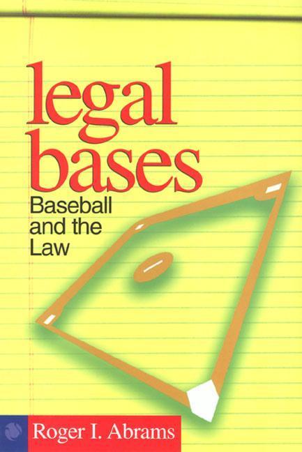 Legal Bases als Taschenbuch
