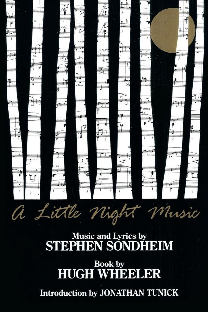 A Little Night Music Libretto als Taschenbuch