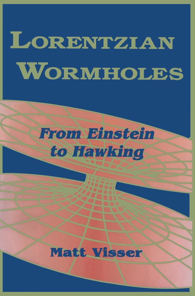 Lorentzian Wormholes als Buch (kartoniert)