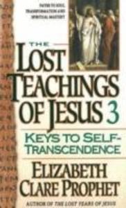 Lost Teachings on Keys to Spiritual Progress als Taschenbuch