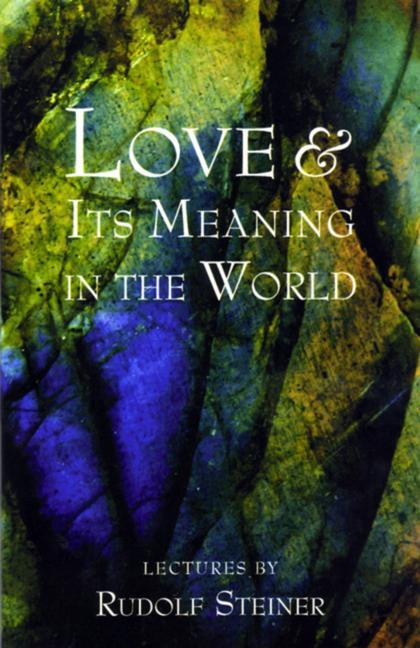 Love and Its Meaning in the World als Taschenbuch