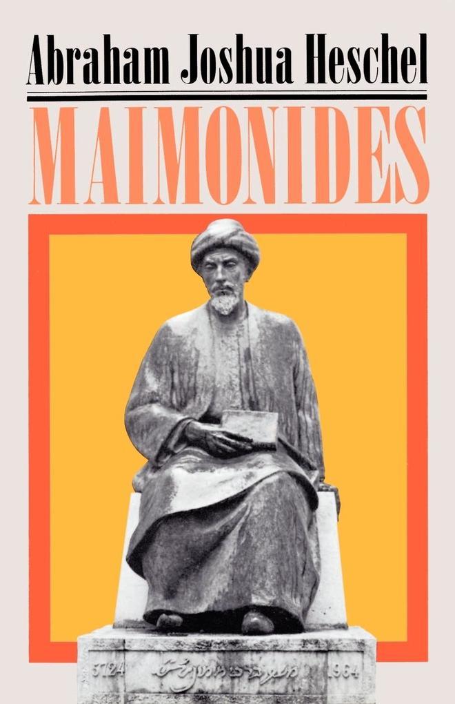 Maimonides als Buch (kartoniert)