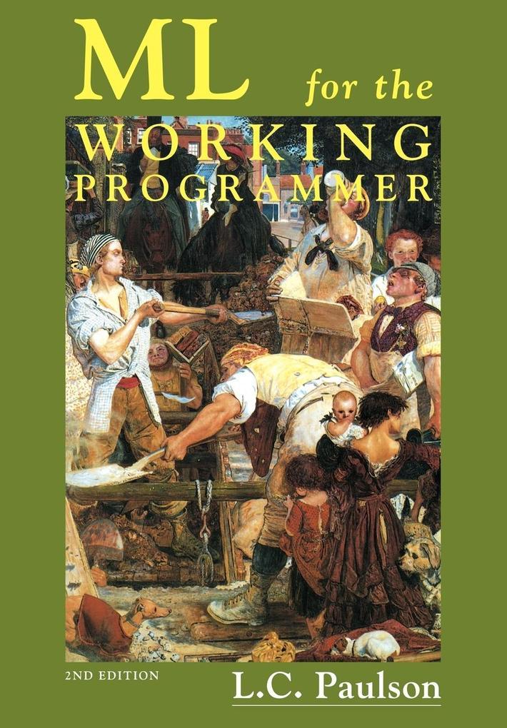ML for the Working Programmer als Buch (kartoniert)