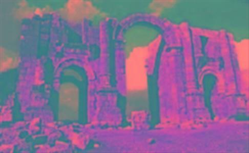 Monuments of Jordan als Buch (gebunden)
