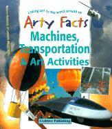 Machines, Transportation & Art Activities als Taschenbuch