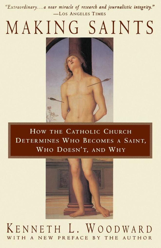 Making Saints als Taschenbuch