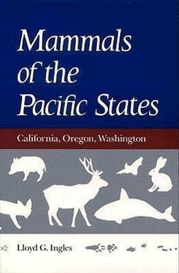 Mammals of the Pacific States als Taschenbuch