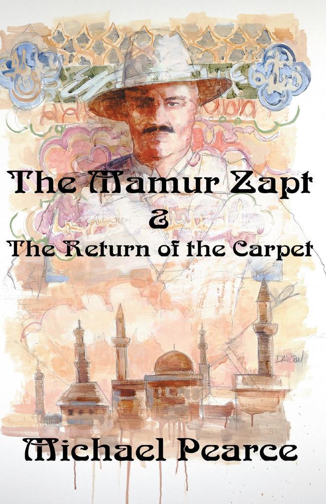The Mamur Zapt & the Return of the Carpet als Taschenbuch
