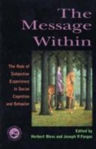 The Message Within als Taschenbuch