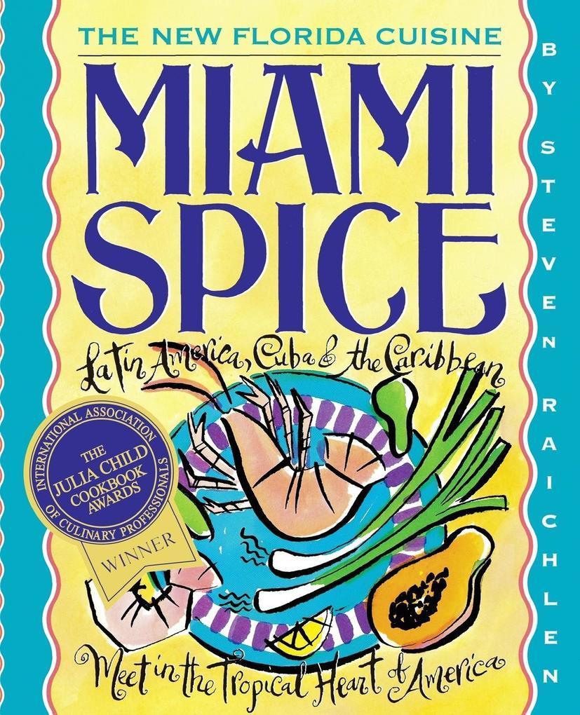 Miami Spice als Taschenbuch