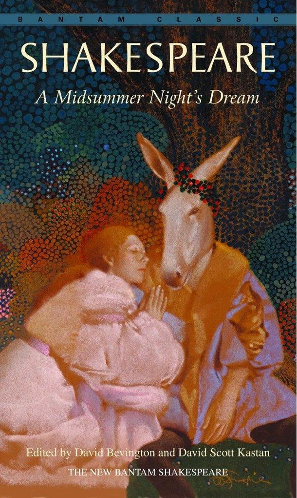 A Midsummer Night's Dream als Taschenbuch