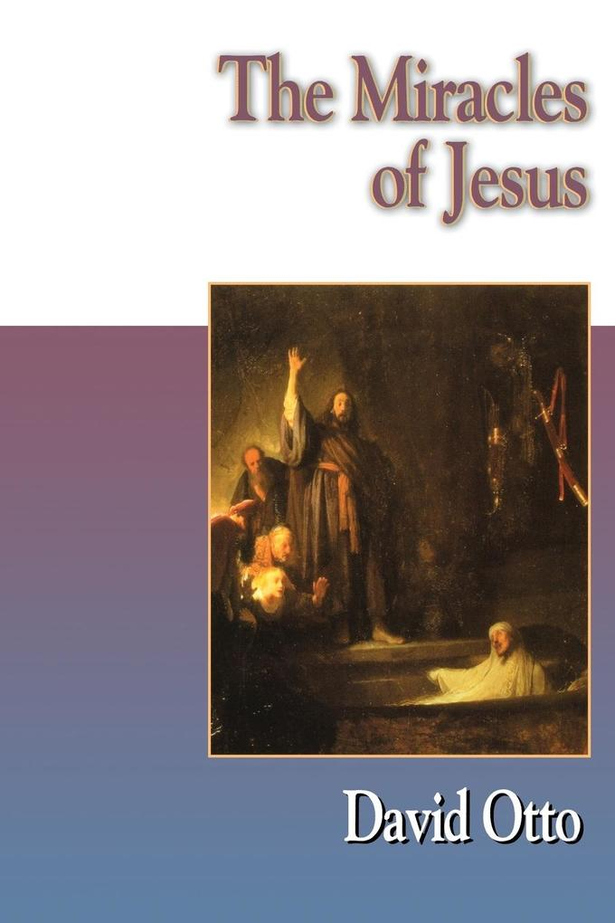 Jesus Collection - The Miracles of Jesus als Taschenbuch