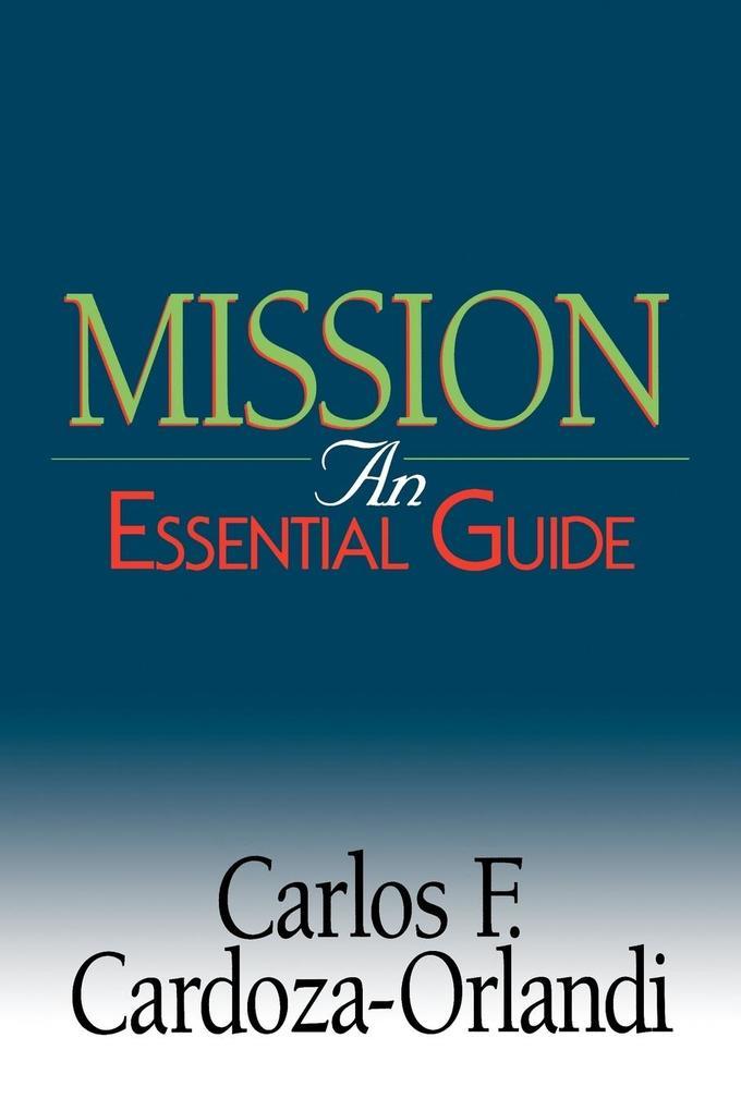 Mission als Taschenbuch