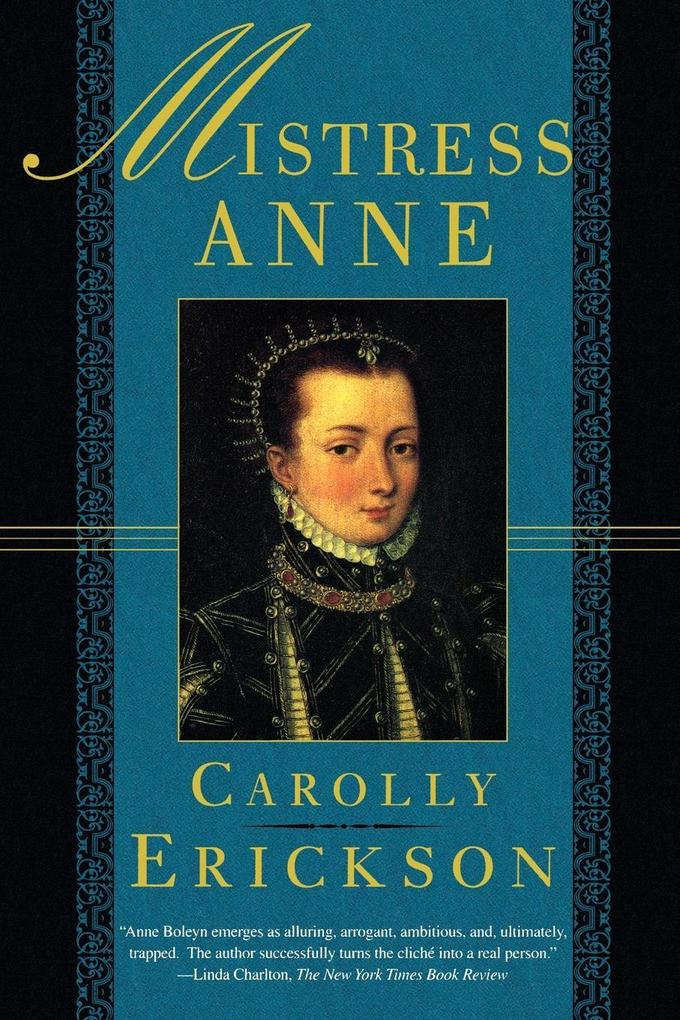 Mistress Anne als Taschenbuch