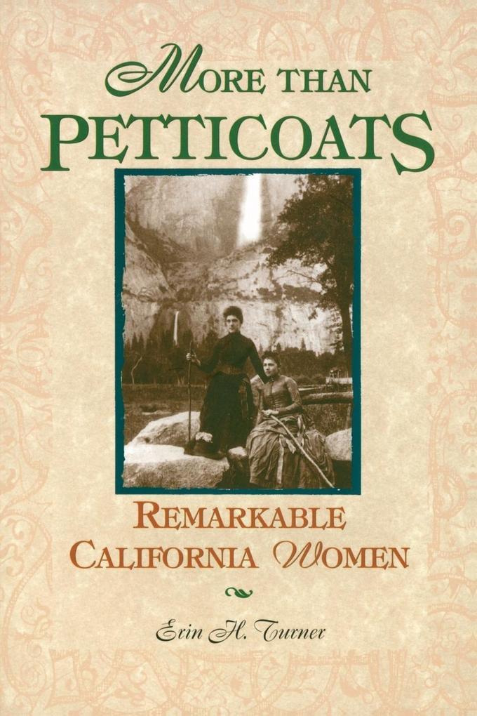 More than Petticoats als Taschenbuch