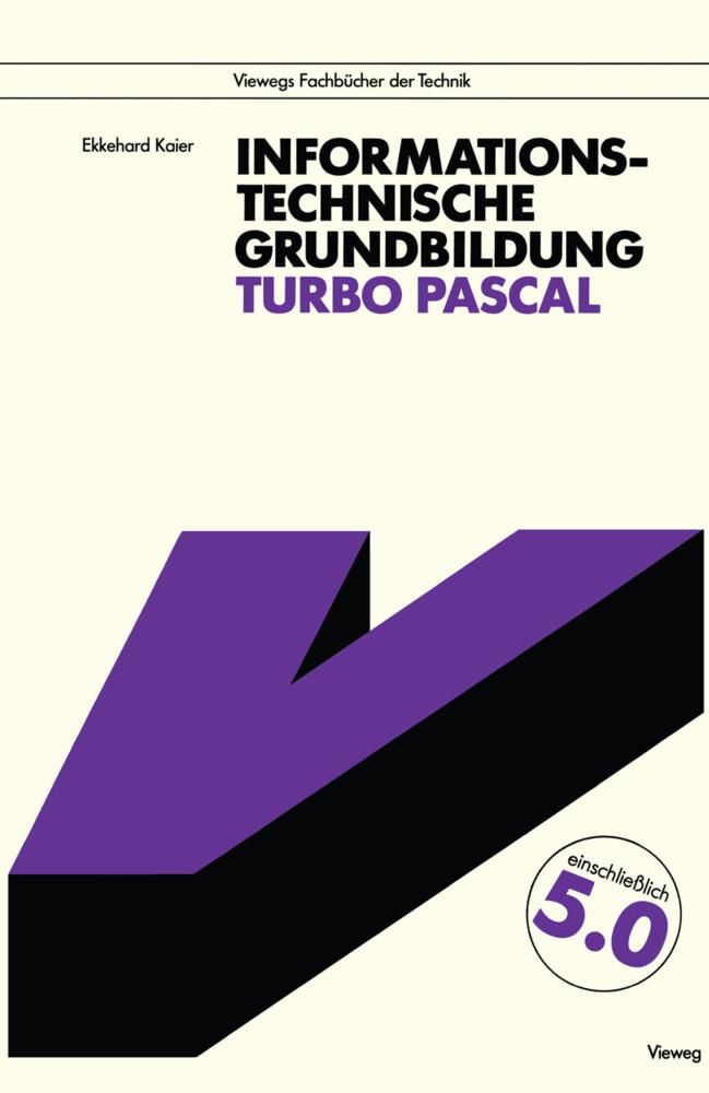 Informationstechnische Grundbildung Turbo Pascal als Buch (kartoniert)