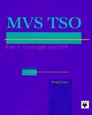 MVS TSO Pt 1 Concepts And ISPF als Buch (gebunden)