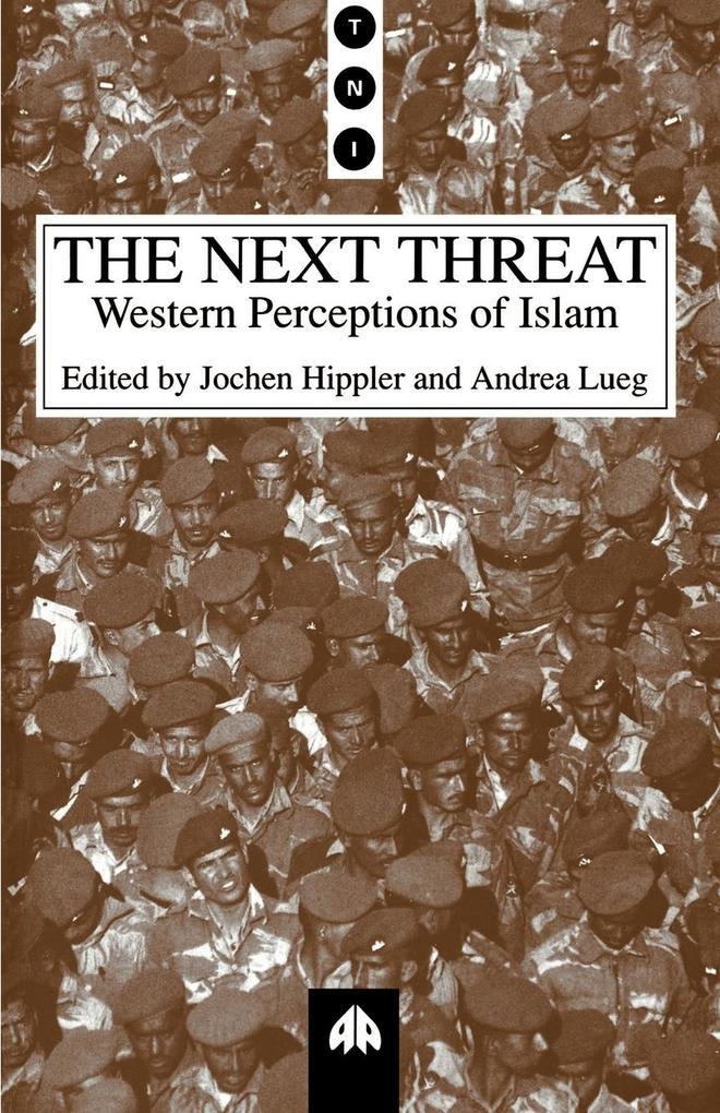 The Next Threat als Taschenbuch
