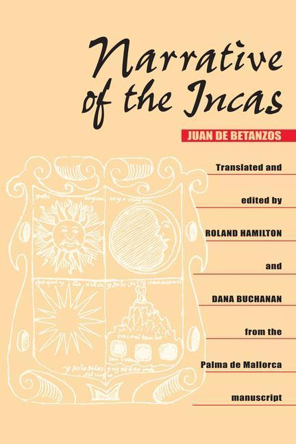Narrative of the Incas als Taschenbuch