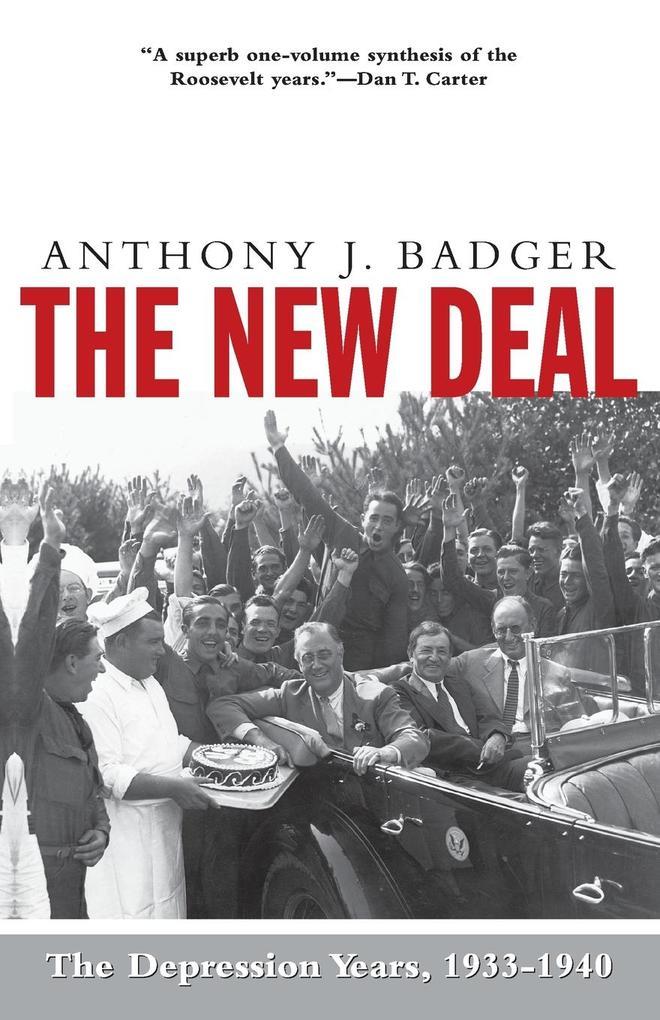 The New Deal als Taschenbuch